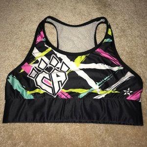 Other - cheer athletics practice wear top